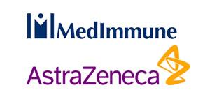 MedImmune AstraZeneca logo