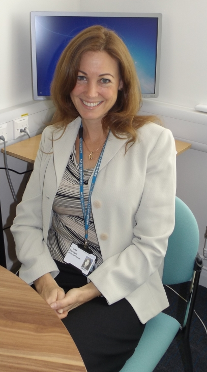 Lydia Drumright, university lecturer in clinical informatics