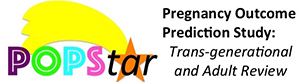 popstar logo including text