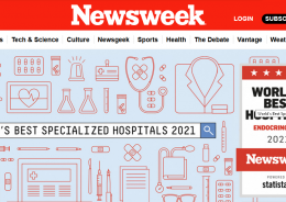 Newsweek screenshot