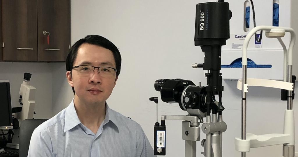 Dr Patrick Yu Wai Man